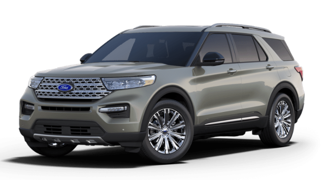 New 2020 Ford Explorer Limited SUV for Sale in Corvallis OR